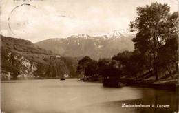 Kastanienbaum Bei Luzern (1424) * 13. 3. 1924 - LU Lucerne