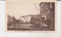47.Calonges Par Le Mas-d'Agenais.Le Centre Du Bourg. - Other Municipalities