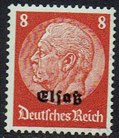 DR,Elsaß 1940, MiNr 5, Postfrisch - Occupation 1938-45