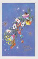 Carte Mignonnette Bonne Année   En Relief Cartes à Jouer - Anno Nuovo