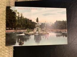 Saint Petersburg  Peterhof Granberg  Issue Postcard Printed 1910th - Russia