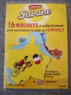 Magnet Brossard Europe - Magnets
