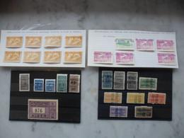FRANCE Colonies ALGERIE Lot De Colis Postaux  Cote 237 € - Parcel Post