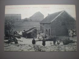 LOUVAIN - CATACLYSME 14 MAI 1906 - BERTHEM - LA DEVASTATION - L. LAGAERT N° 29 - Leuven