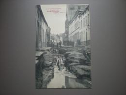 LOUVAIN - CATACLYSME 14 MAI 1906 - RUE DE TERVUEREN  - LAGAERT N° 6 - Leuven