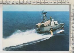 Stato Maggiore Della Marina - Aliscafo Lanciamissili P. 420 NO VG - Warships