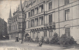 LUXEMBOURG: Palais Grand Ducale - Luxemburg - Stadt