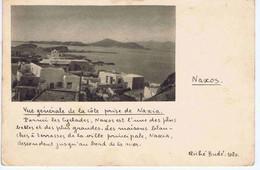 GRECE - NAXOS - Vue Générale De La Côte Prise De Naxia - Griekenland