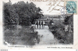 51 - Sainte-Menehould - Les Crètes - Sainte-Menehould