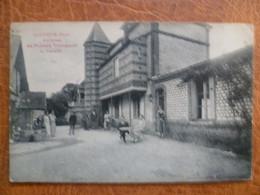 CPA - SELECTION - PORTEJOIE - Auberge Du Poisson Vainqueur La Tourelle - Le Neubourg