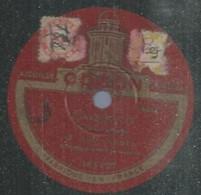 "78 Tours - Carlos GARDEL  -  ODEON 188007  "" CAMINITO "" + "" LA GAYOLA "" - 78 T - Disques Pour Gramophone"