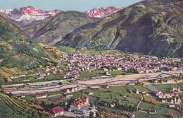 1914-Bolzano Sudtirol Blick Vom Guntschna Rosengarten Und Latemar, Cartolina Viaggiata - Bolzano (Bozen)