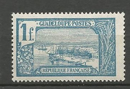 GUADELOUPE N° 88 NEUF** LUXE SANS CHARNIERE / MNH - Ungebraucht