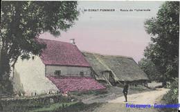 63 - St-Donat Pommier - Route De Picherande - Otros Municipios