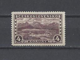 TCHECOSLOVAQUIE. YT  N° 240  Neuf *   1926 - Ongebruikt