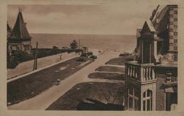 14 - HERMANVILLE-sur-MER - L'Avenue De La Plage - Otros Municipios
