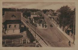 14 - HERMANVILLE-sur-MER - La Rue Du Pré-de-l'Isle Et L'Avenue Henri-Gravier - Otros Municipios
