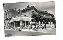 CP DEPT 93 AULNAY SOUS BOIS LA TOUR EIFFEL CAFE JOURNAUX PUBLICATIONS PING PONG BILLARDS RUE MARCEL SEMBAT - Aulnay Sous Bois