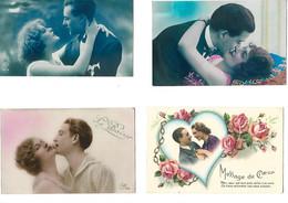 COUPLES Lot De 39 Cartes - Coppie
