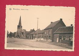 C.P. Wannebecq  =  Eglise  Et Place - Lessines