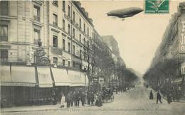 75019 - PARIS - Rue Secrétan - Dirigeable Republique - EV - Distrito: 19