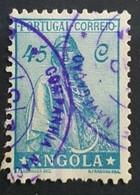 1932-1946 Ceres 45c, Angola, Republica Portuguesa, Portugal, *, ** Or Used - Angola