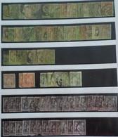 FRANCE. Lot N° 134 Composé De Sages De Type II De 2éme Choix. Variétés De Couleur Et Oblitération. Voir Description - Kilowaar (max. 999 Zegels)