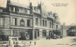 YPORT - Le Bureau De Poste. - Yport