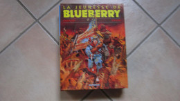 LA JEUNESSE DE BLUEBERRY T1   CHARLIER  GIRAUD - Blueberry