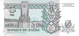 5 NK Banknote 1993 Bank Of Zambia UNC - Zambia