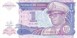 1 NZ Banknote 1993 Bank Of Zambia UNC - Zambia