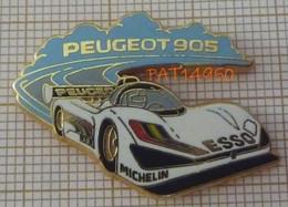 PEUGEOT 905 ESSO MICHELIN En Version ARTHUS BERTRAND - Peugeot