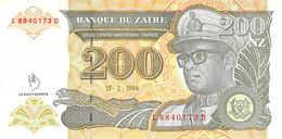 200 NZ Banknote 1994 Bank Of Zambia UNC - Zambia
