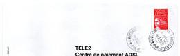 Cachet Manuel Pyrénées Atlantique BAYONNE PPAL ANNEXE 1 Guichet Annexe De 2004 - Handstempel