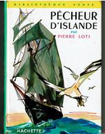 PÊCHEUR  D' ISLANDE   Par  Pierre  LOTI   - Illustrations De Paul DURAND - Biblioteca Verde