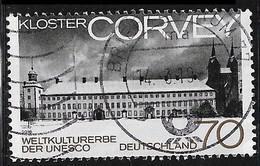 2016  Weltkulturerbe Der UNESCO  Kloster Corvey - Oblitérés