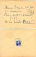 ALGERIE SOUK-AHRAS CONSTANTINE TàD 30-4-1953 - Covers & Documents