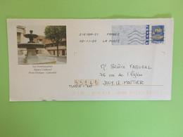 PAP LES DOMINICAINES ESPACE CULTUREL PONT-L'EVEQUE CALVADOS - Prêts-à-poster:  Autres (1995-...)