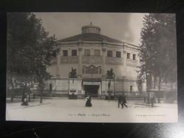 Carte Postale Paris Cirque D'Hiver - Sonstige Sehenswürdigkeiten
