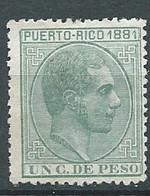 Puerto-rico - Yvert N°48 Oblitéré  -  Lr 32530 - Porto Rico