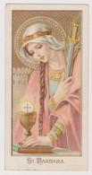 Image Pieuse Sainte Barbara - Religione & Esoterismo