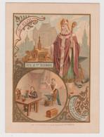 Image Pieuse  Saint Eloi  Fete Le 1er Décembre - Religione & Esoterismo