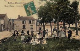 Hautvillers- Entrée Du Bourg - Otros Municipios