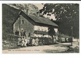 La Burbanche L'école - Autres Communes