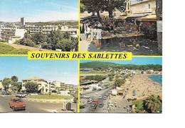 83 LES SABLETTES Cpm Multivues - Autres Communes