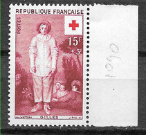 FRANCE 1090 Croix Rouge Neuf** - Ongebruikt