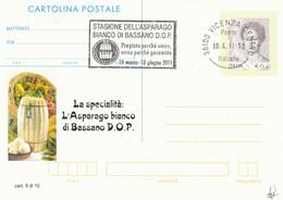 Veneto - Vicenza 2011 - Stagione Dell'Asparago Bianco Di Bassano D.O.P. - - Vicenza
