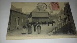 CARTE MARTIGNY RUE DE L'EGLISE CHATEAU 1905 - Altri Comuni