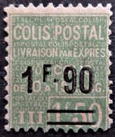 Colis Postaux N° 70 Neuf Avec Trace De Charnière - Ongebruikt