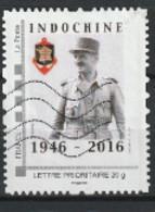 FRANCE COLECTOR MONTIMBRAMOI INDOCHINE Guerre Oblitéré - Collectors